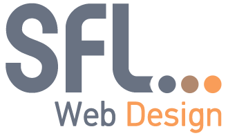 SFL Web Design logo